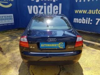 Audi A4 1.9 TDi 96KW č.5