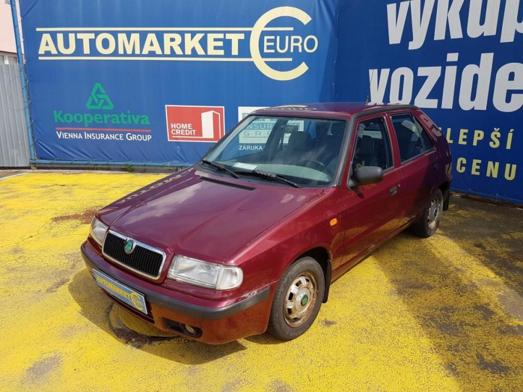 Škoda Felicia 1.3i Eko Uhrazeno