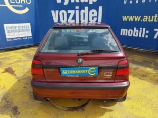 Škoda Felicia 1.3i Eko Uhrazeno č.5