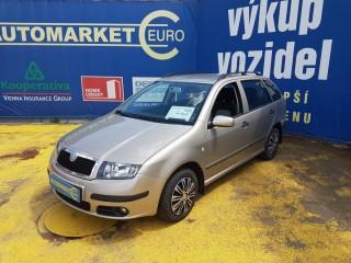 Škoda Fabia 1.2 47Kw 1. maj č.1