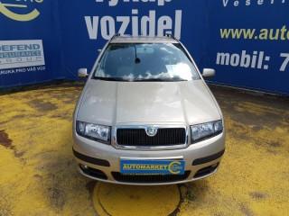 Škoda Fabia 1.2 47Kw 1. maj č.2