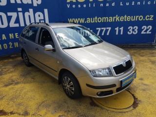 Škoda Fabia 1.2 47Kw 1. maj č.3