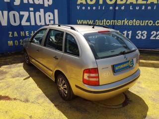 Škoda Fabia 1.2 47Kw 1. maj č.4