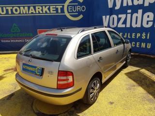 Škoda Fabia 1.2 47Kw 1. maj č.6