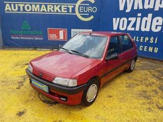 Peugeot 106 1.4 i č.1