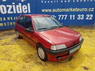 Peugeot 106 1.4 i č.3