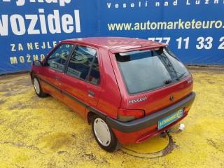 Peugeot 106 1.4 i č.6