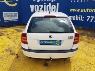 Škoda Octavia 1.6 Mpi č.5