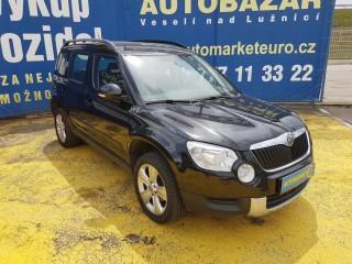 Škoda Yeti 1.2 TSi 77KW č.3