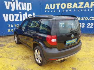 Škoda Yeti 1.2 TSi 77KW č.6