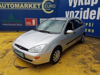 Ford Focus 1.6i Eko Zaplaceno, Automat č.1