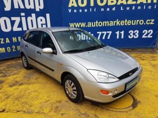 Ford Focus 1.6i Eko Zaplaceno, Automat č.3