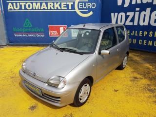 Fiat Seicento 1.1i Garance KM č.1