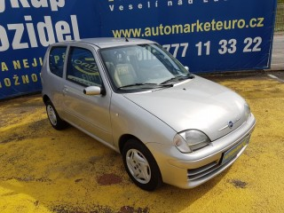 Fiat Seicento 1.1i Garance KM č.3