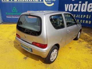 Fiat Seicento 1.1i Garance KM č.4