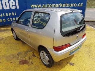 Fiat Seicento 1.1i Garance KM č.6