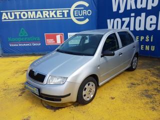 Škoda Fabia 1.4 Mpi 50Kw č.1