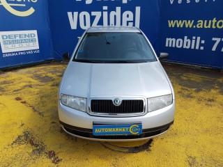 Škoda Fabia 1.4 Mpi 50Kw č.2