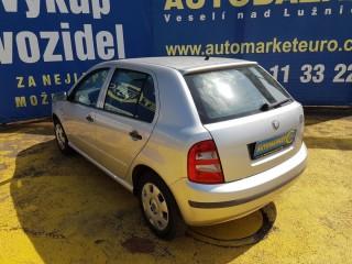 Škoda Fabia 1.4 Mpi 50Kw č.4
