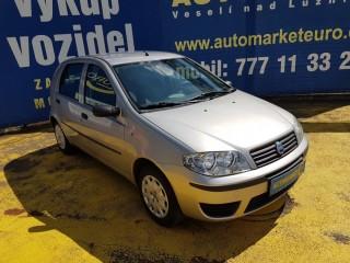 Fiat Punto 1.2 Klima 94000Km č.3