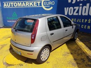 Fiat Punto 1.2 Klima 94000Km č.4