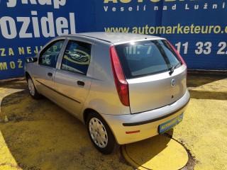 Fiat Punto 1.2 Klima 94000Km č.6