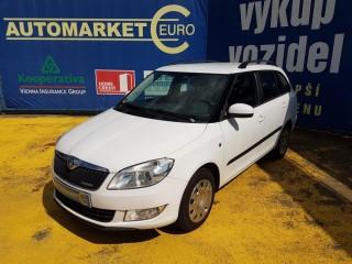 Škoda Fabia 1.2 Tdi č.1