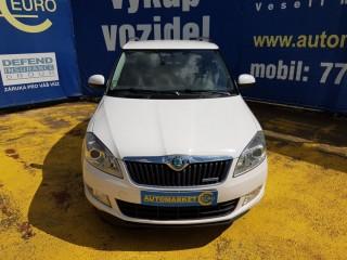 Škoda Fabia 1.2 Tdi č.2