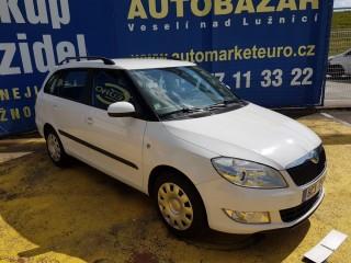 Škoda Fabia 1.2 Tdi č.3