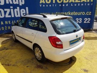Škoda Fabia 1.2 Tdi č.4