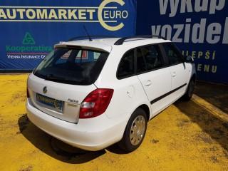 Škoda Fabia 1.2 Tdi č.6