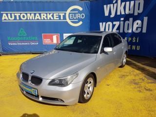 BMW Řada 5 3.0D 160KW č.1