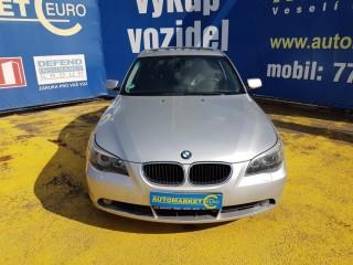 BMW Řada 5 3.0D 160KW č.2