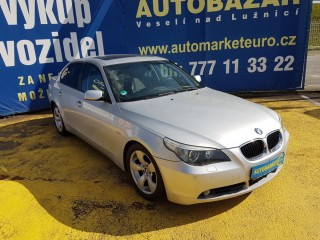 BMW Řada 5 3.0D 160KW č.3