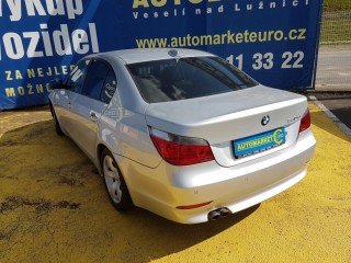 BMW Řada 5 3.0D 160KW č.4