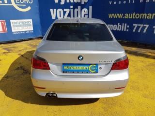 BMW Řada 5 3.0D 160KW č.5