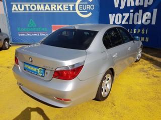 BMW Řada 5 3.0D 160KW č.6