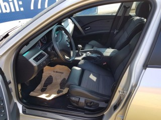 BMW Řada 5 3.0D 160KW č.7