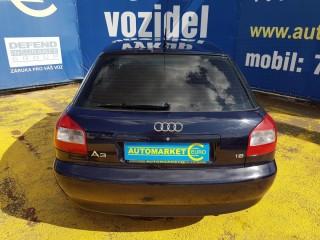 Audi A3 1.8i 20V Digi AC, Kůže č.5