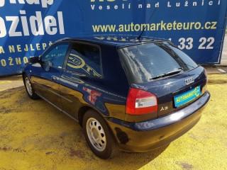 Audi A3 1.8i 20V Digi AC, Kůže č.6