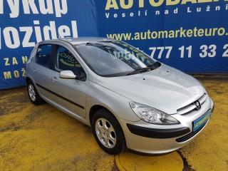 Peugeot 307 2.0 HDi Top Stav č.3