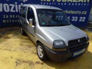 Fiat Dobló 1.6i 5Dveří č.3