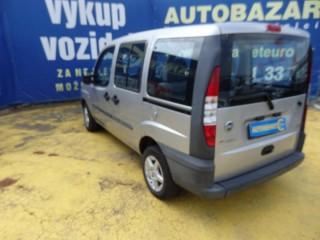 Fiat Dobló 1.6i 5Dveří č.6