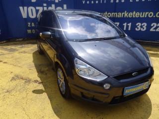 Ford S-MAX 2.0Tdci Titánium,Kůže,S.Kniha č.2