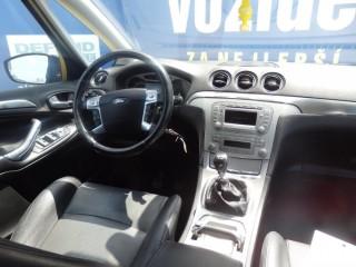 Ford S-MAX 2.0Tdci Titánium,Kůže,S.Kniha č.8