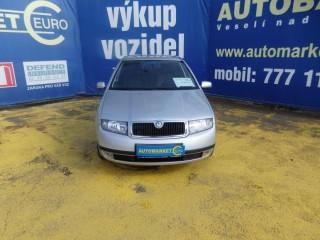 Škoda Fabia 1.9Sdi Klima č.2