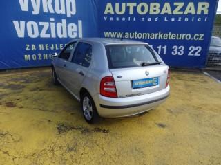 Škoda Fabia 1.9Sdi Klima č.4