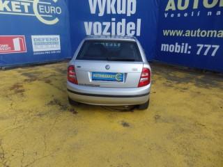 Škoda Fabia 1.9Sdi Klima č.5