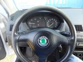 Škoda Fabia 1.9Sdi Klima č.14