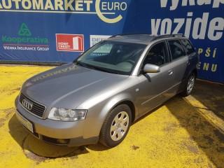 Audi A4 1.9 TDi č.1